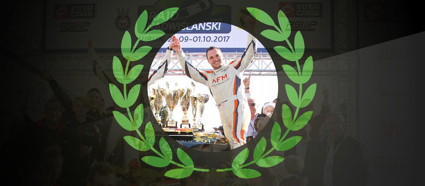Šampióni 2017: Filip Nivette přesvědčivě ovládl polský šampionát