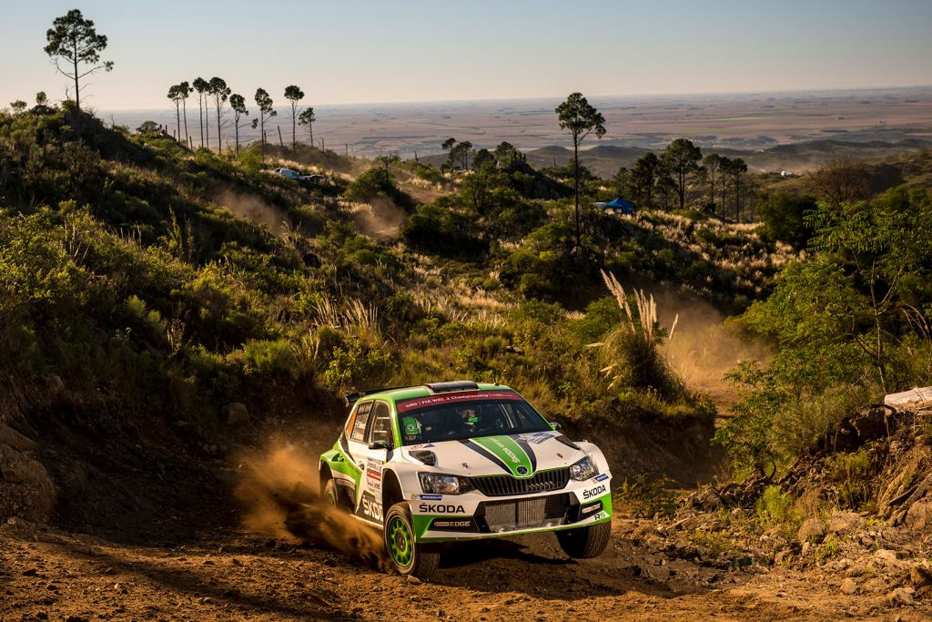 ŠKODA FABIA R5, The Winning Season 2017