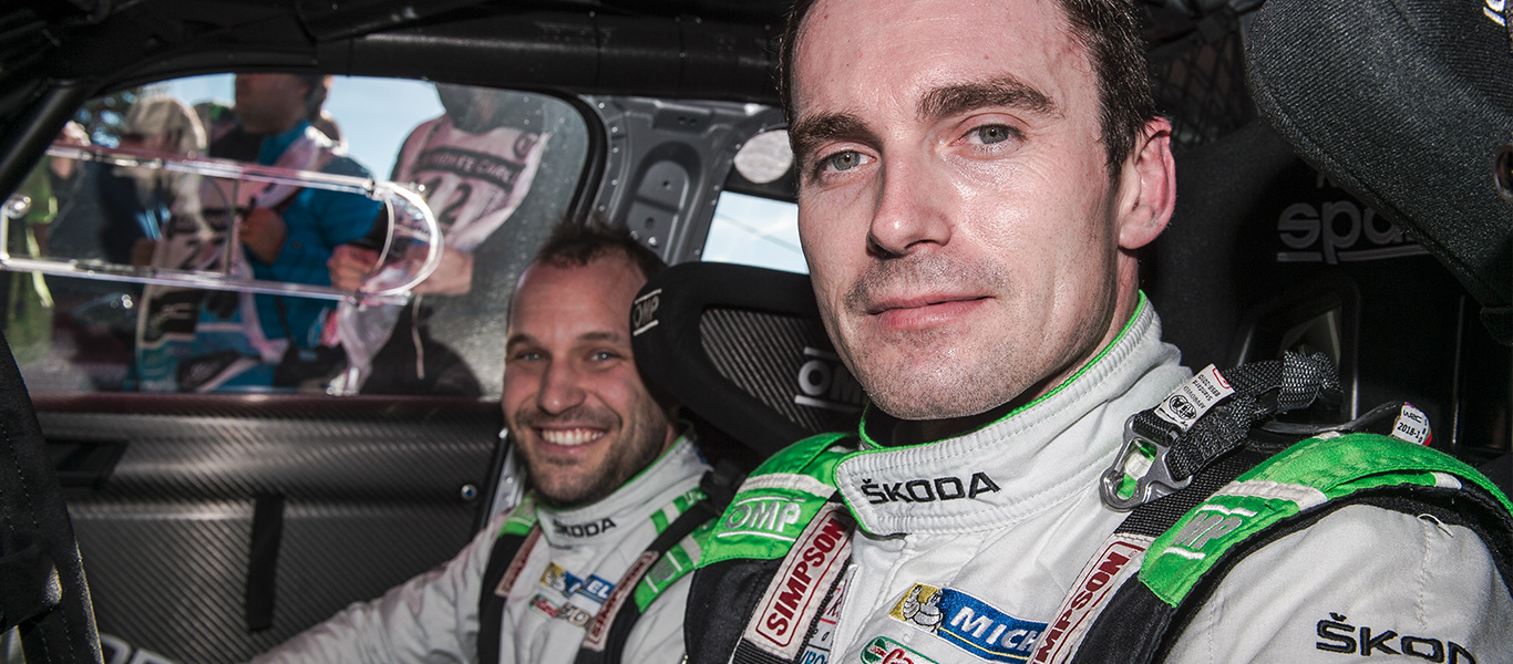 Rallye Monte Carlo: Kopecký completes perfect birthday with maiden win!
