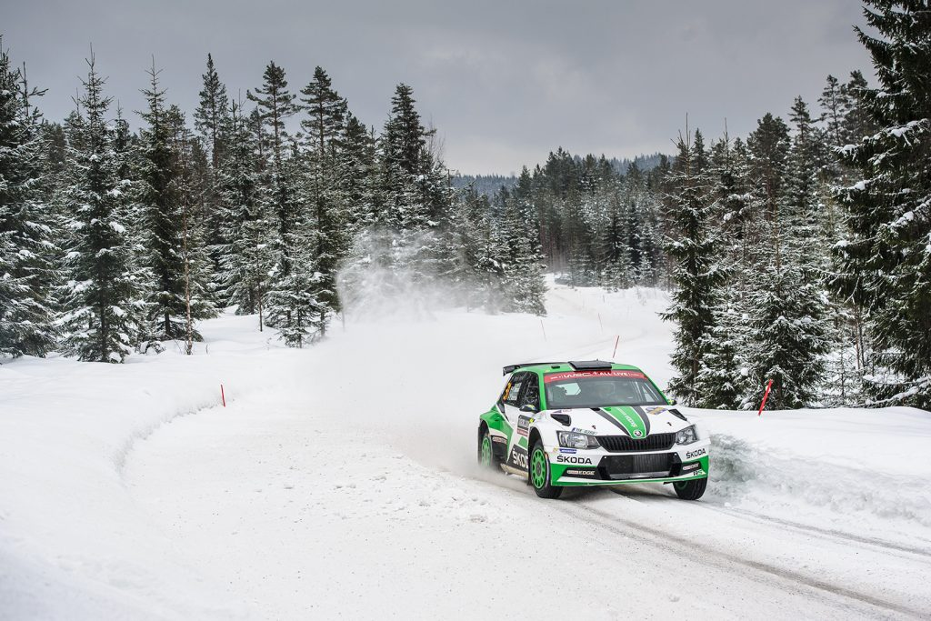Rally Sweden 2018