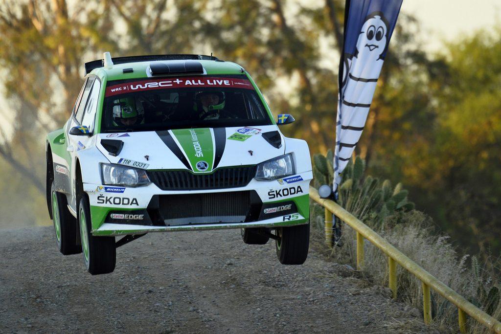 Rally Mexico 2018