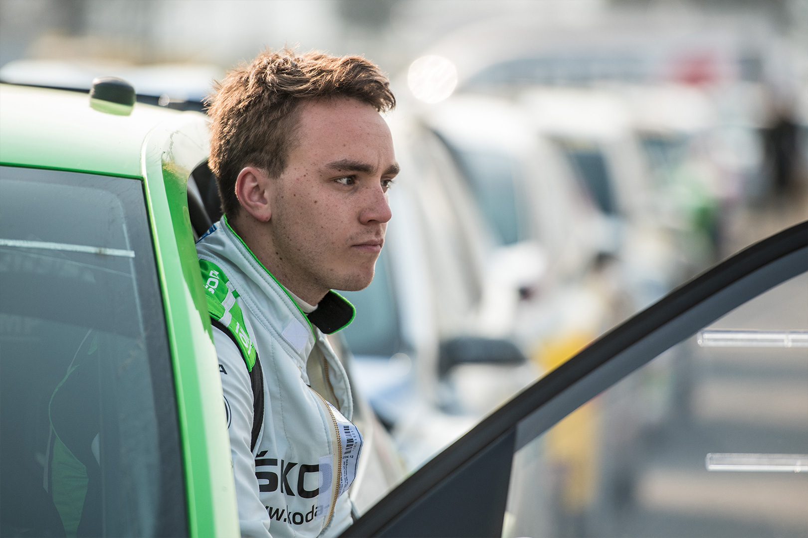 O.C. Veiby a Stig Rune Skjærmoen opouštějí ŠKODA Motorsport