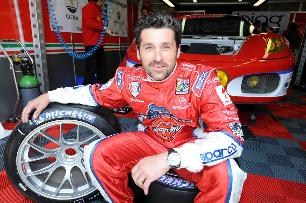 patrick-dempsey-tv-screen-racetrack-celebrities-racing