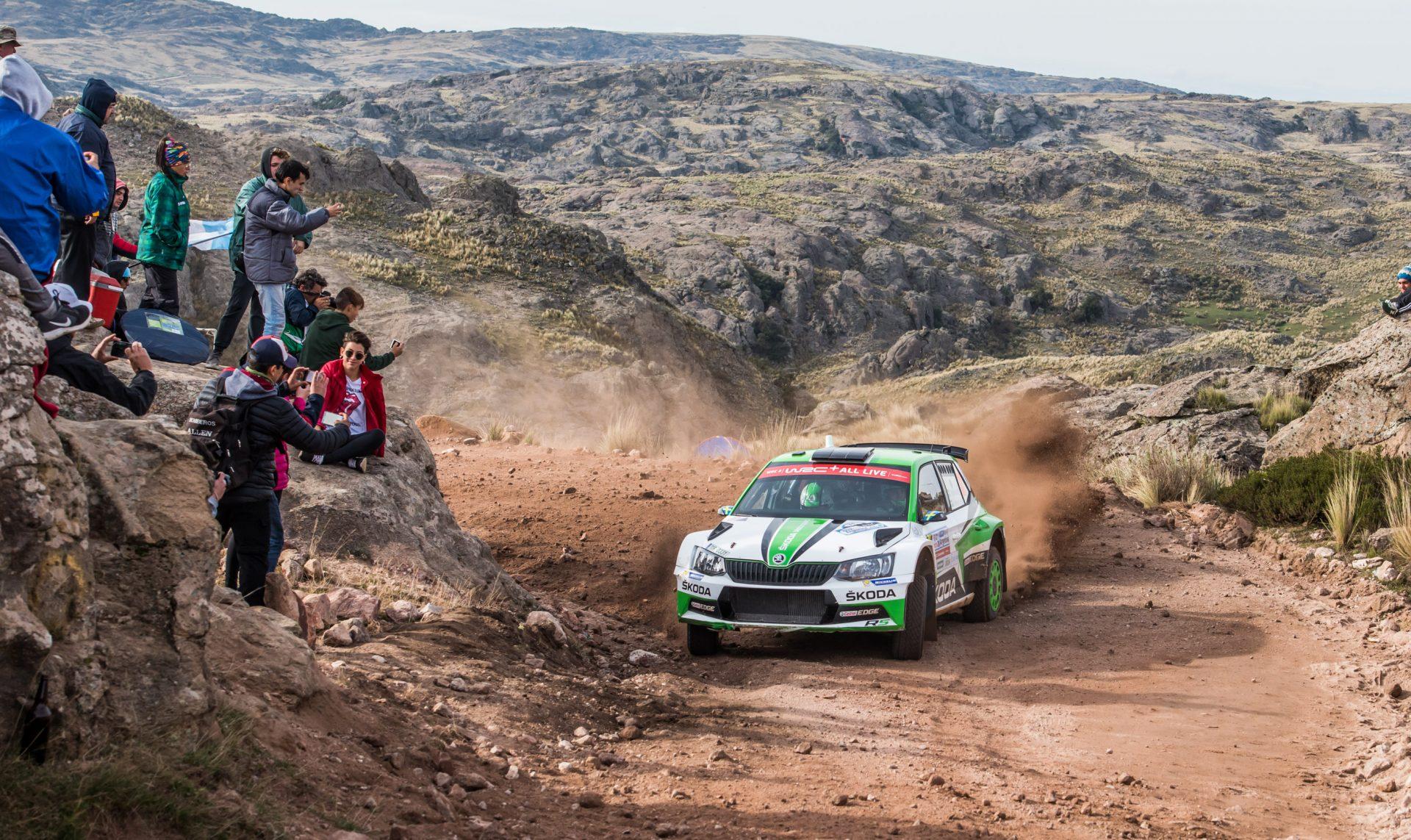 Rally Argentina – přesunuta