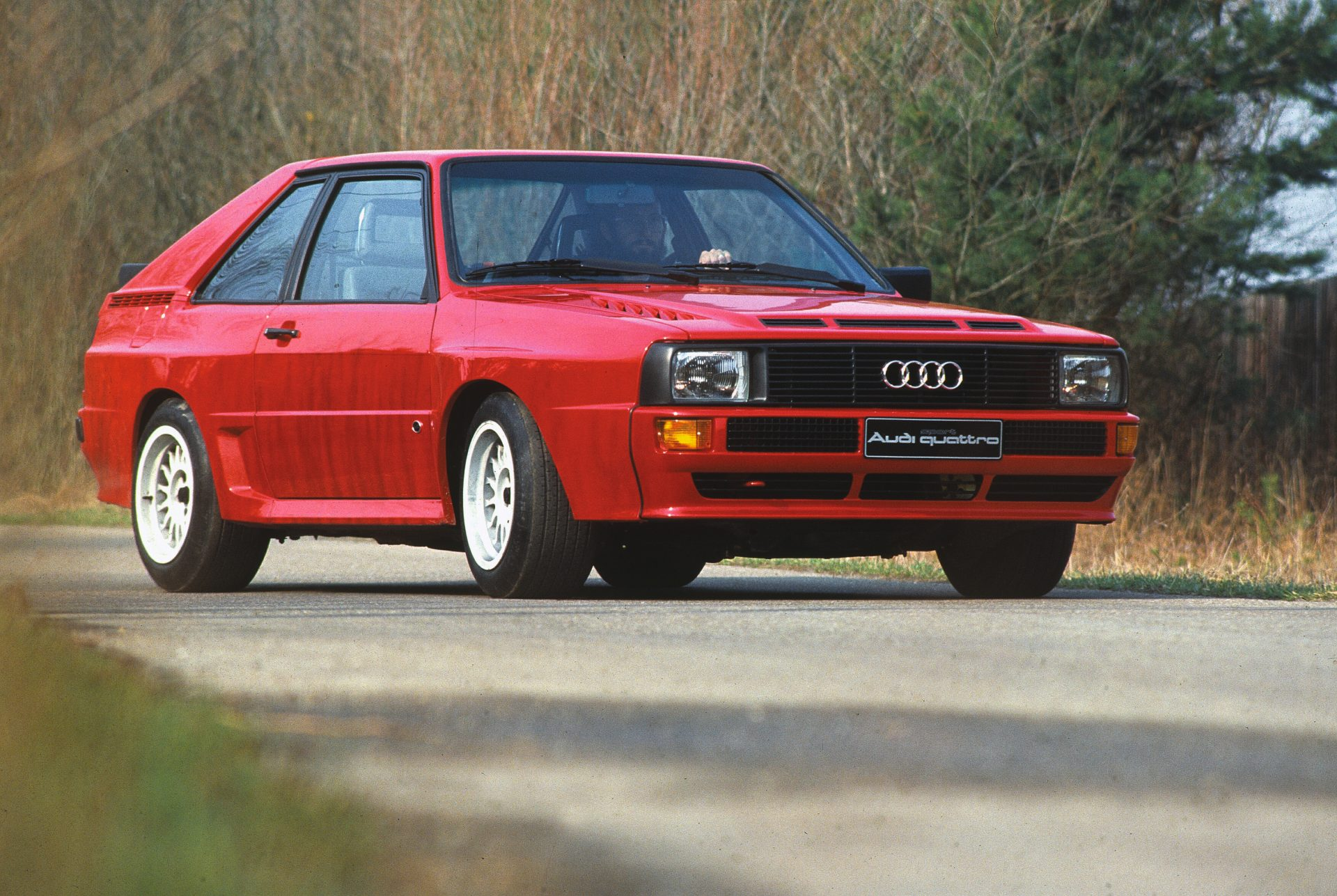 Audi Sport Quattro: The Roadgoing Rally Monster | Cool Cars for Sale