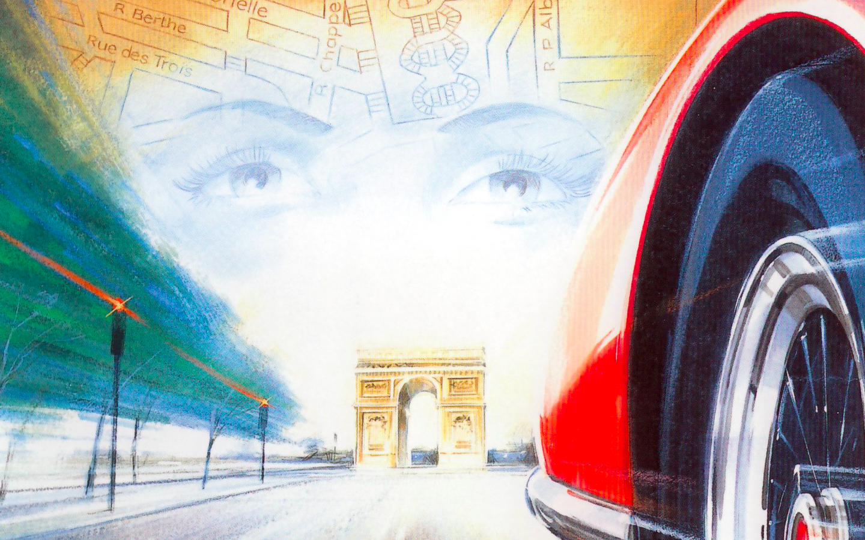 Crazy Drive Through Paris: C'était un rendezvous | Cars in Film