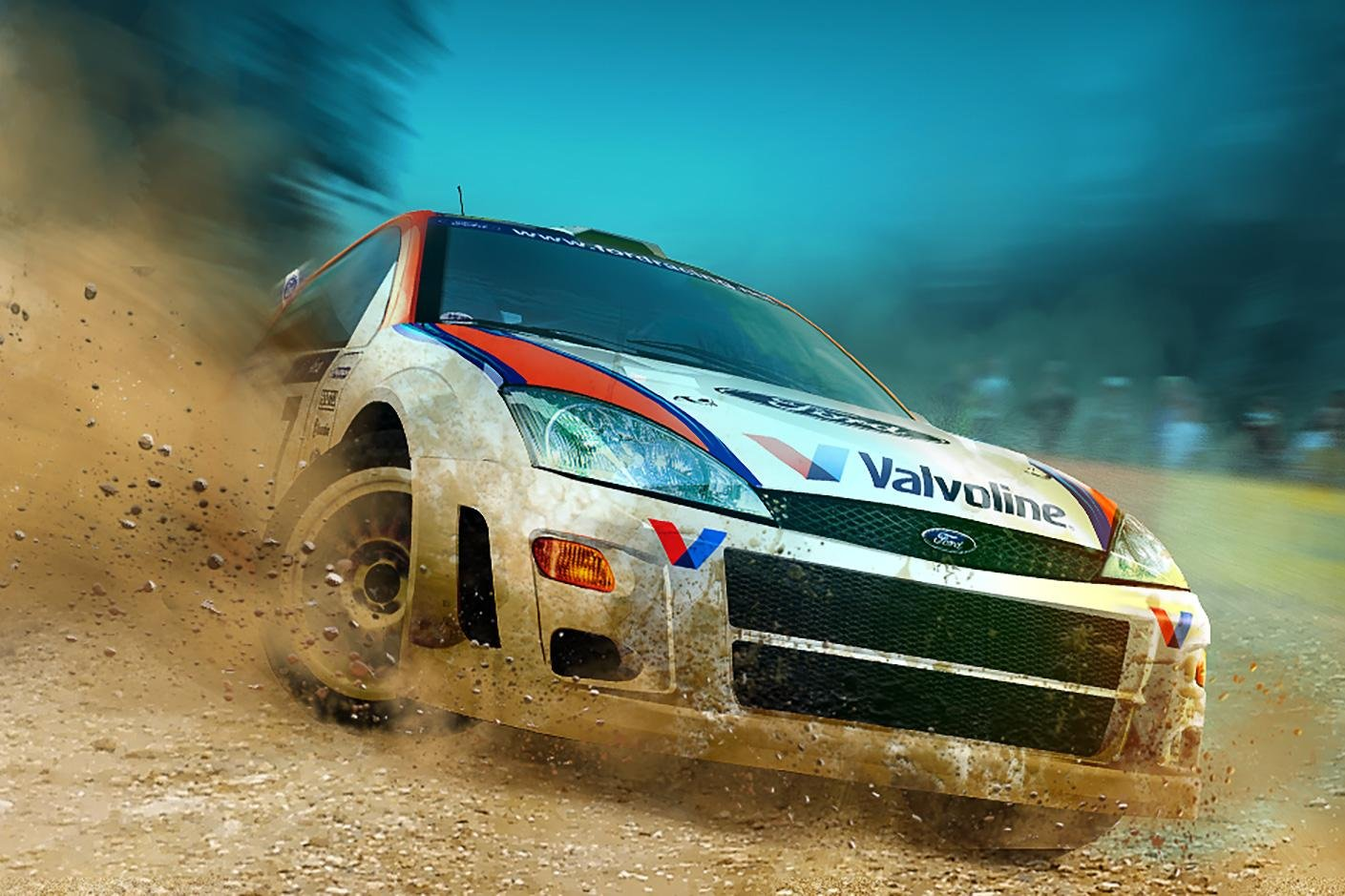 Colin McRae Rally: On Virtual Stages with a Legend | Legends of Rally Gaming