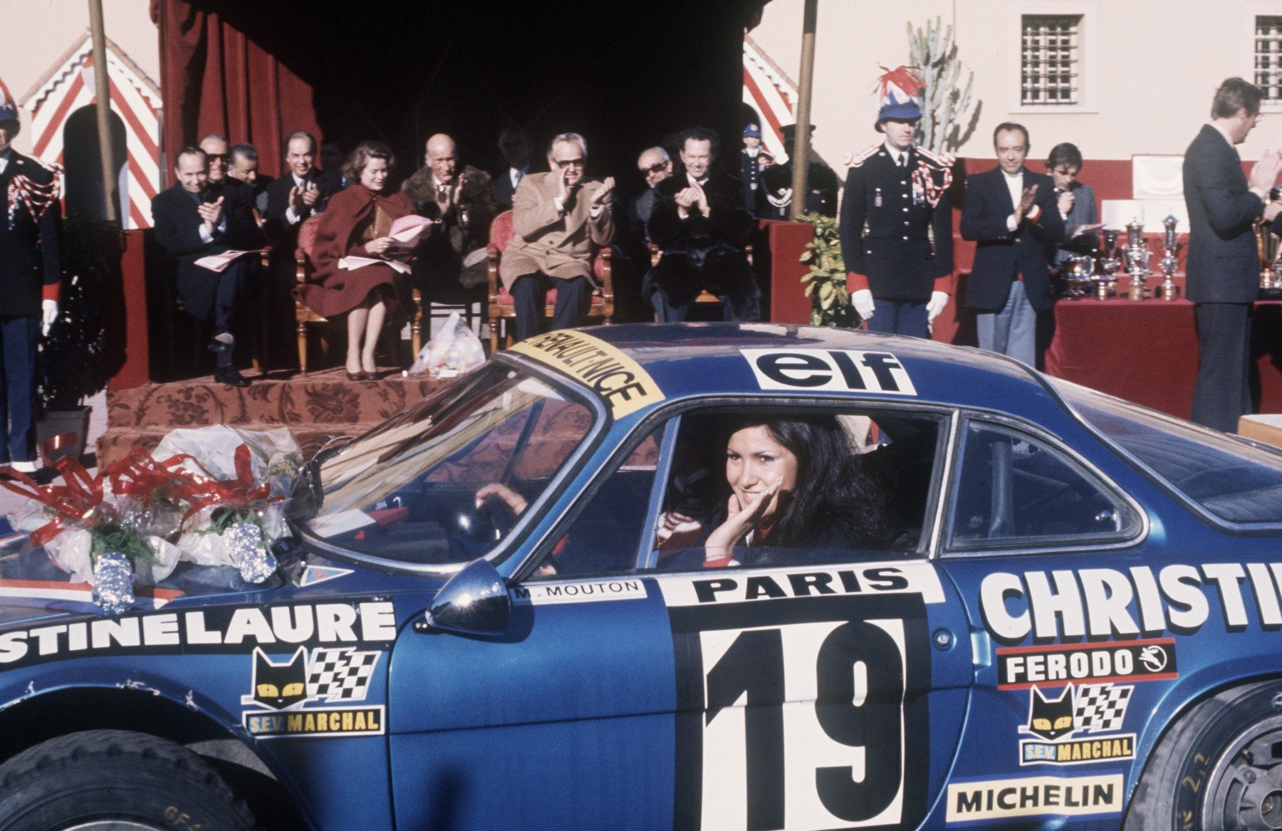 Watch Michele Mouton World Rally Championship runner-up video