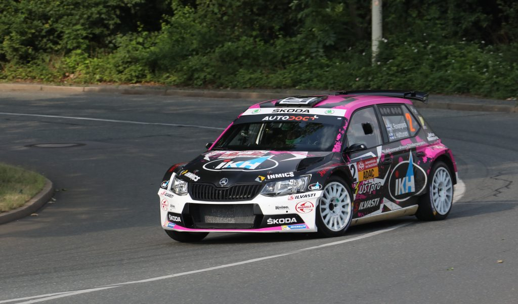 kalle-rovanpera-dominates-sachsen-rally-2018-5-6-top-places-held-fabia-r5s