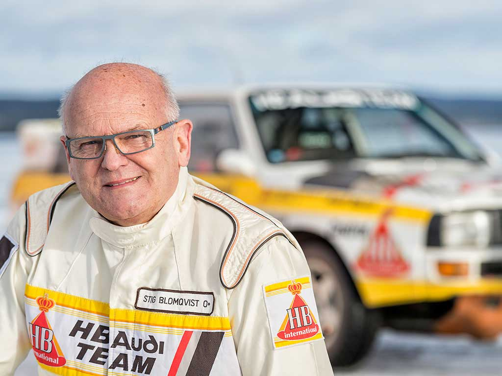 Stig Blomqvist: A Swedish Legend
