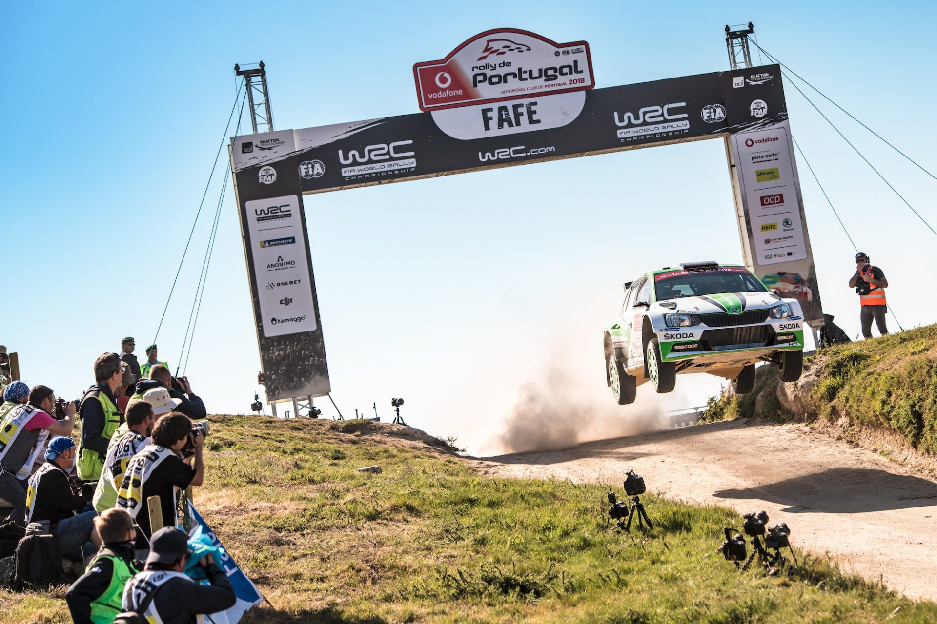 Rally de Portugal: Latest Results