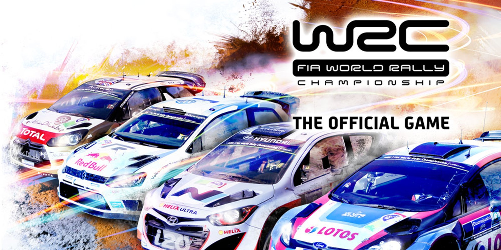 WRC: The Official Rally Games