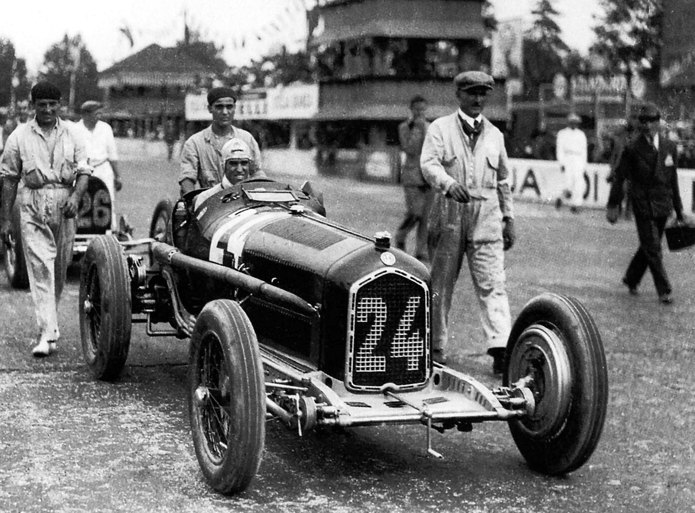 Tazio Nuvolari: A Legend Against All Odds - ŠKODA Motorsport