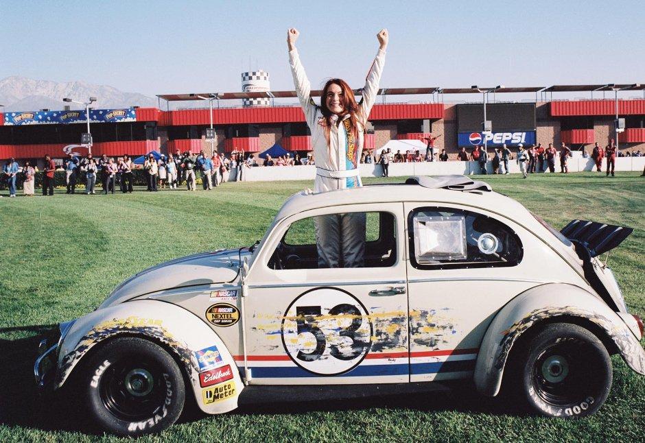 Herbie: Rozverný obživlý závoďák | Auta ve filmu