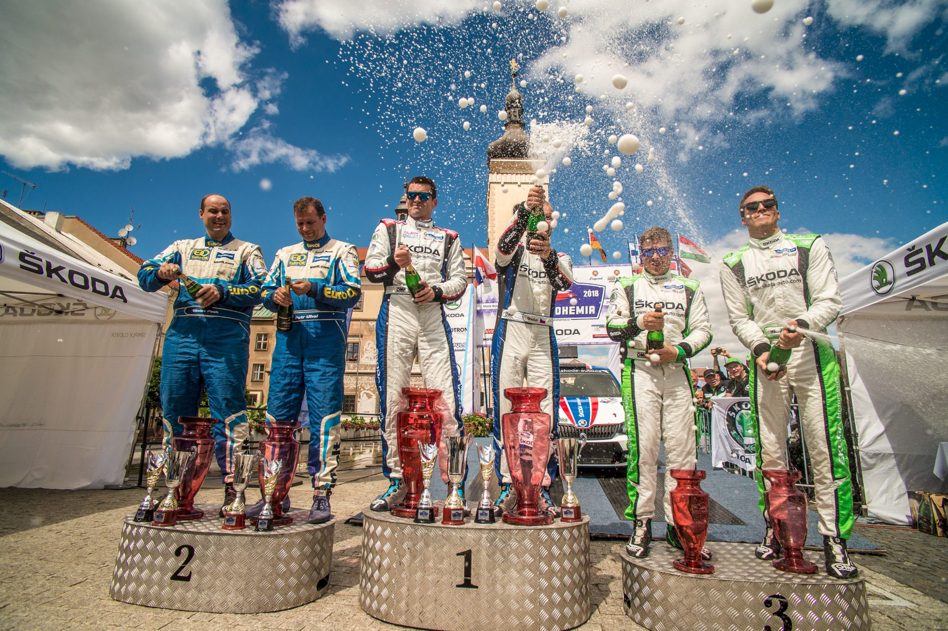 Rally Bohemia: Latest News and Results | KOPECKÝ WINS THE TITLE