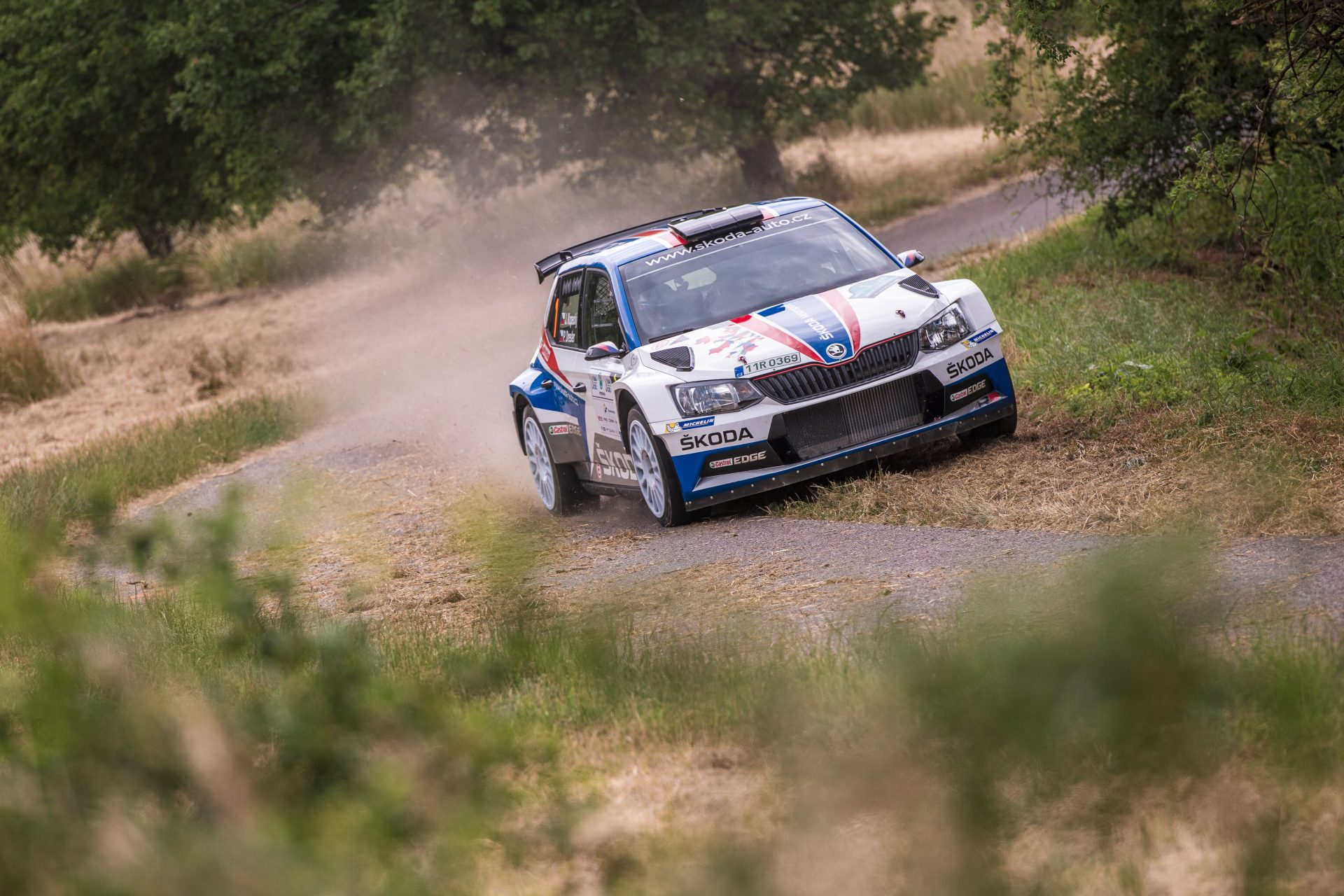 Rally Hustopeče: Latest News and Results [Updated Regularly]