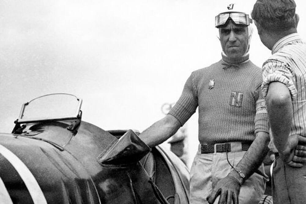 Tazio Nuvolari: A Legend Against All Odds