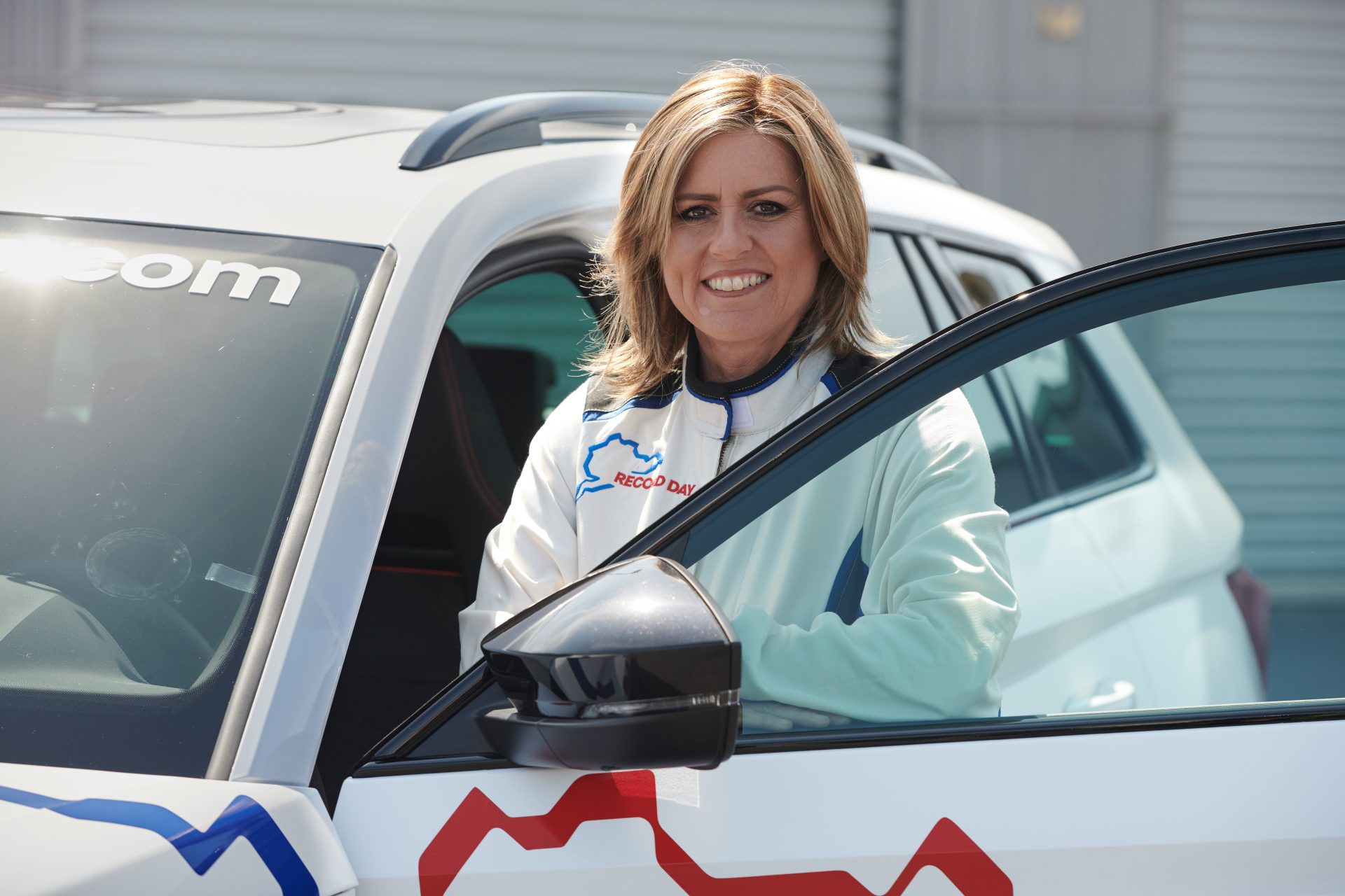 Sabine Schmitz: Queen of the Nordschleife, Record Holder with ŠKODA KODIAQ RS |