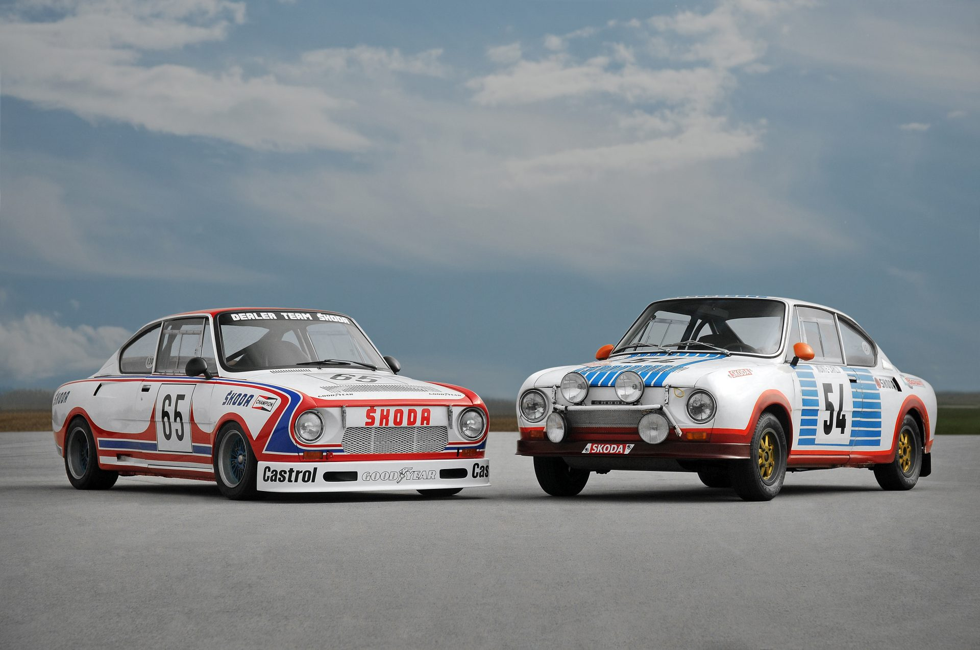 8 Cars That Wrote the History of ŠKODA Motorsport