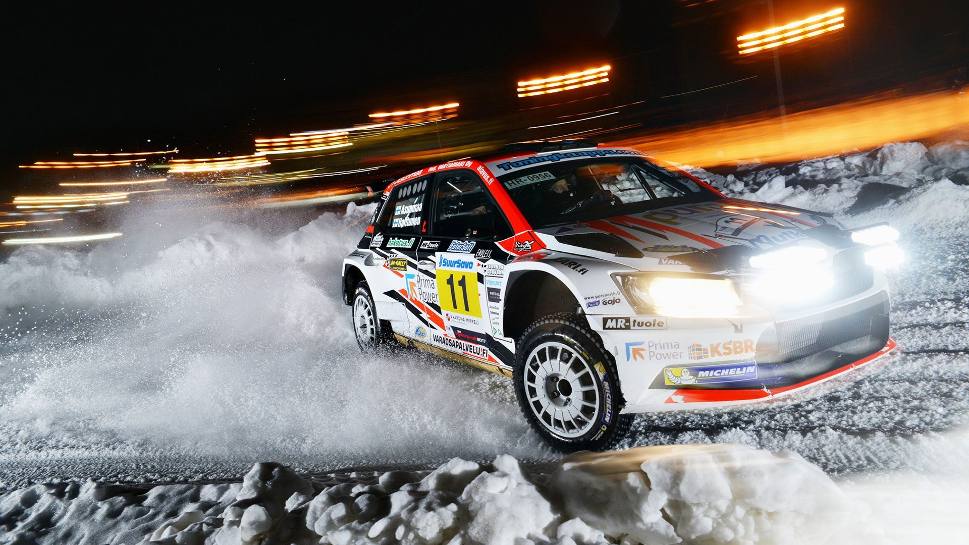 Hannu's Rally Team: Passion brings success | Customer Teams Worldwide