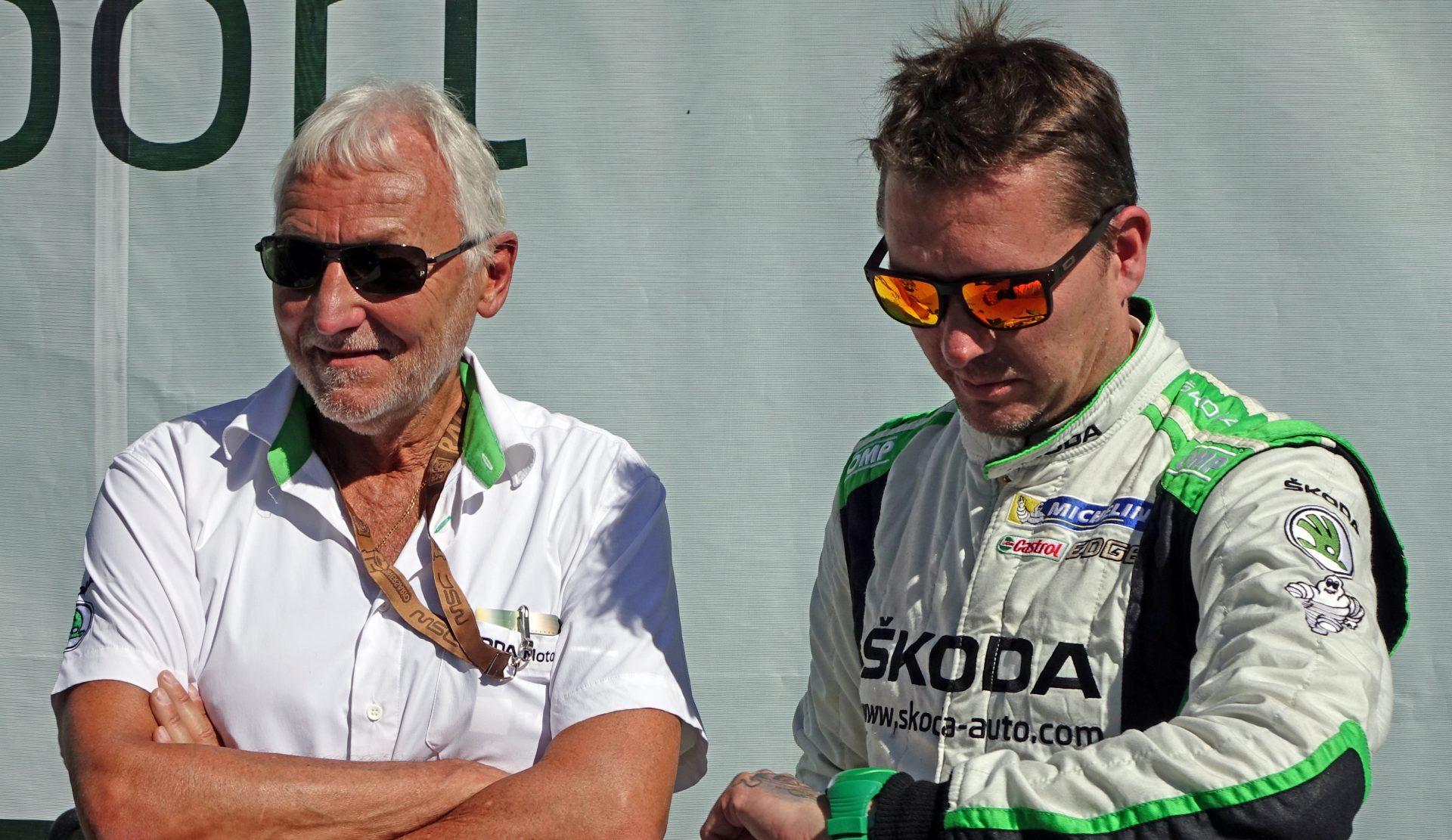 Co si týmový manažer Pavel Hortek myslí o turecké rallye?