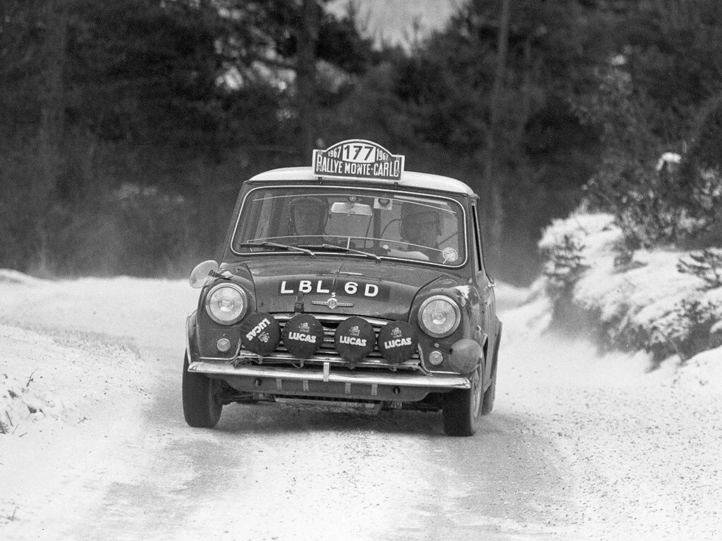 Rauno Aaltonen: The Rallying Professor