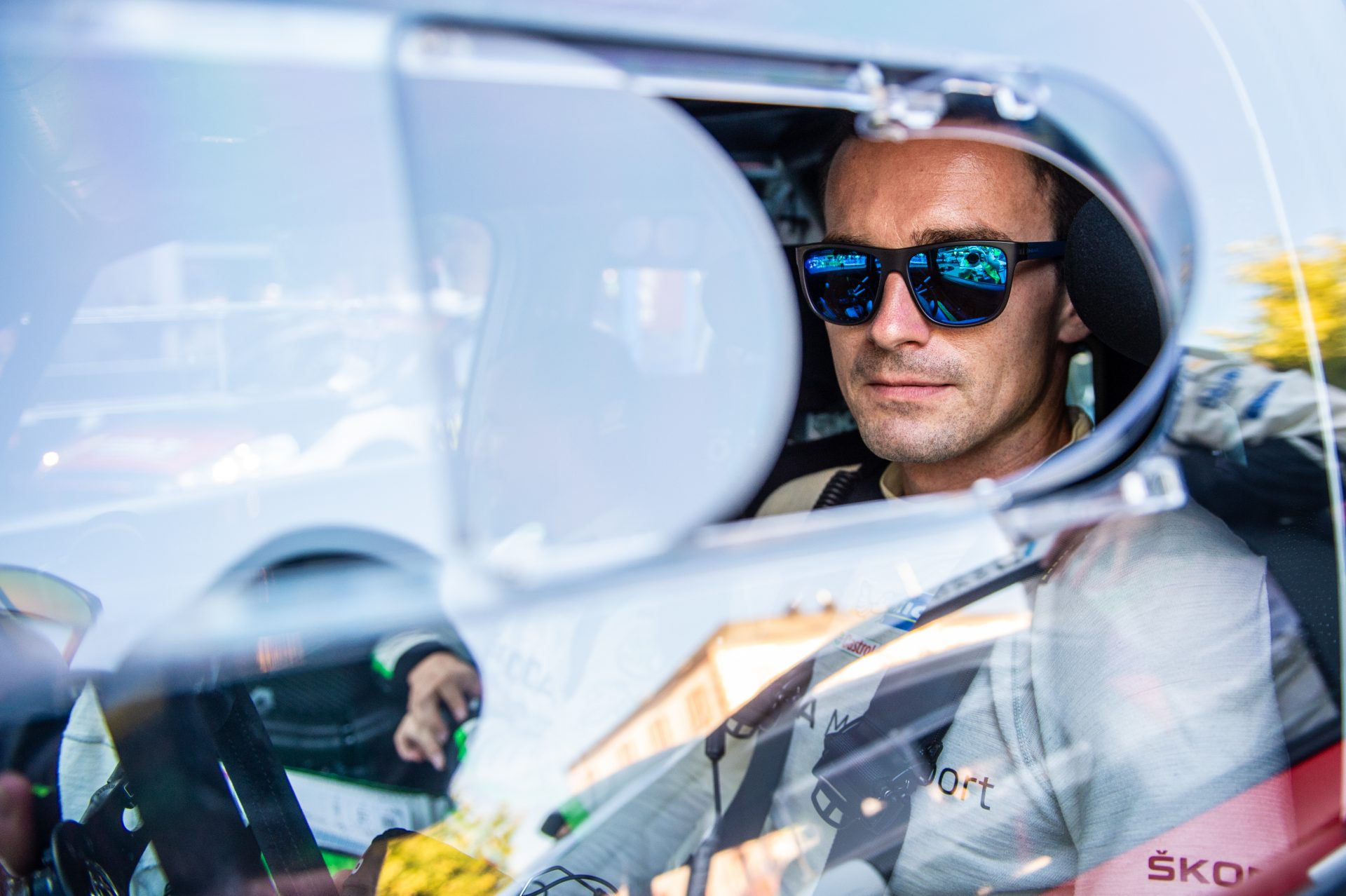 What Does Jan Kopecký Think about The Recent Rallye Deutschland 2018?