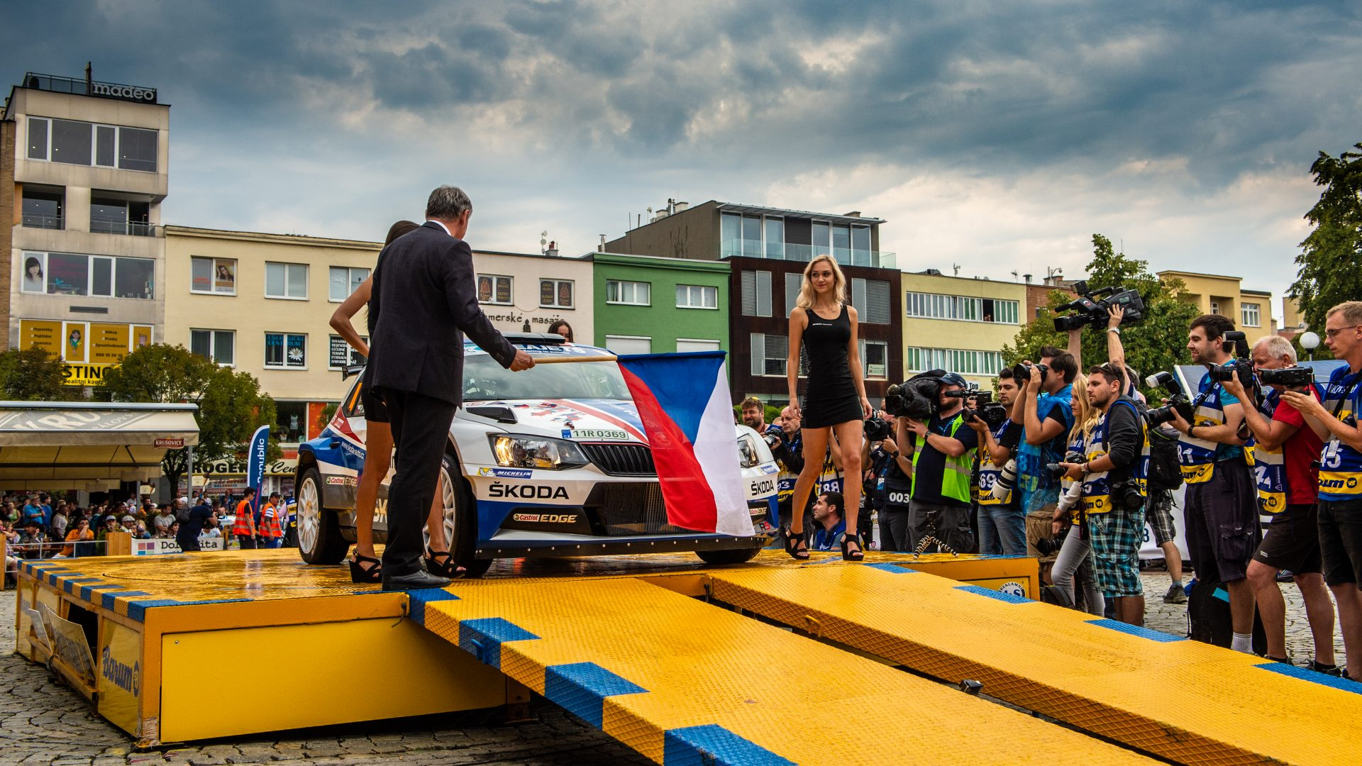 Barum Czech Rally Zlín 2018: Latest News and Results [Updated Regularly]