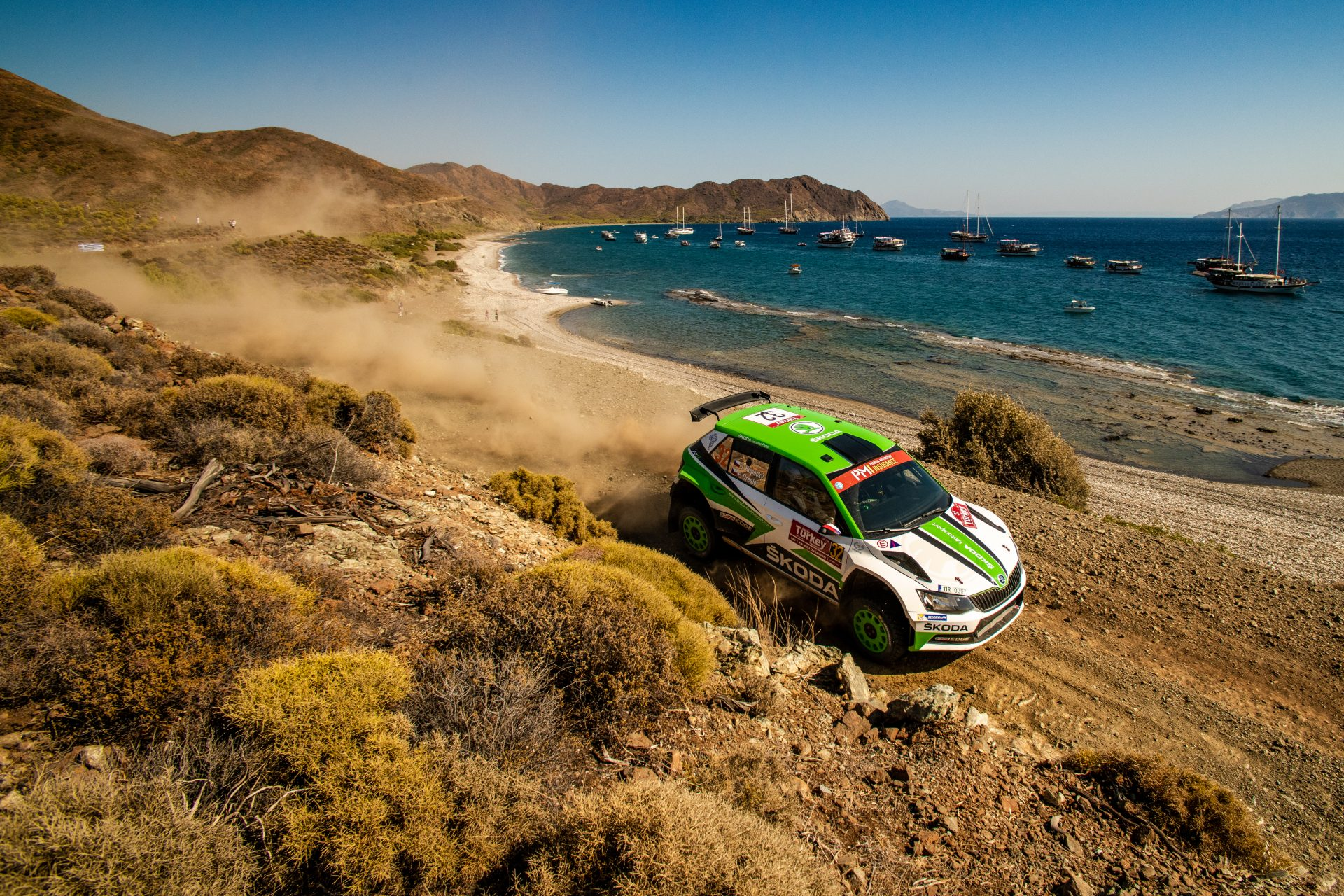 The Merciless Turkish Rally is Coming back