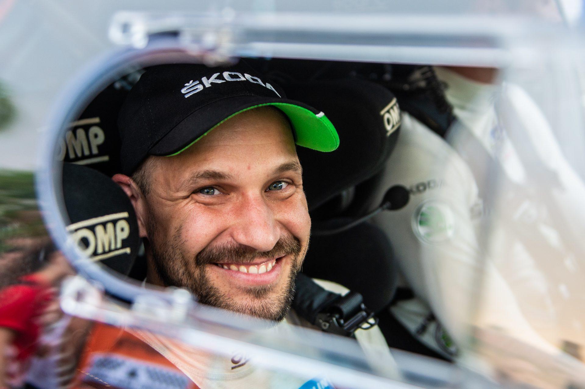 Pavel Dresler, 2018 Marmaris Rally Turkey