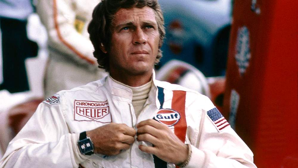Steve McQueen: The Coolest Actor Who Have Ever Raced | Celebrities in Racing