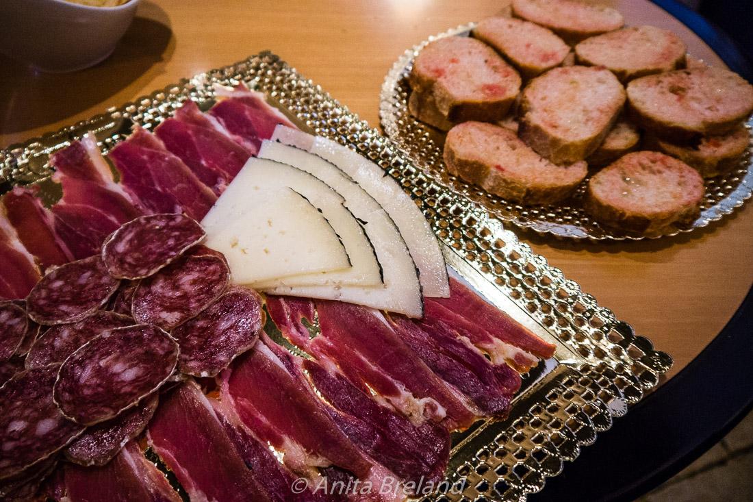 Tak trochu jiná španělská kuchyně | Co jíst na Rally Catalunya