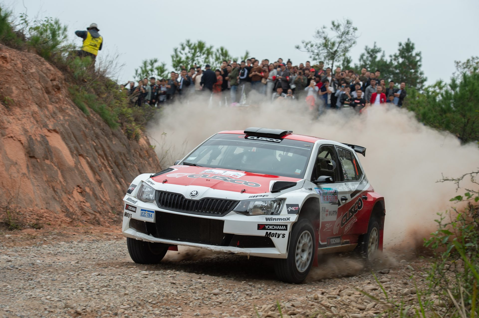 Yuya Sumiyama Wins China Rally Longyou, APRC Title