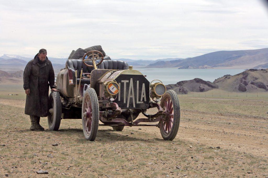 Peking – Paříž 1907: Závod napříč kontinenty v dobách kdy ještě nebyly silnice