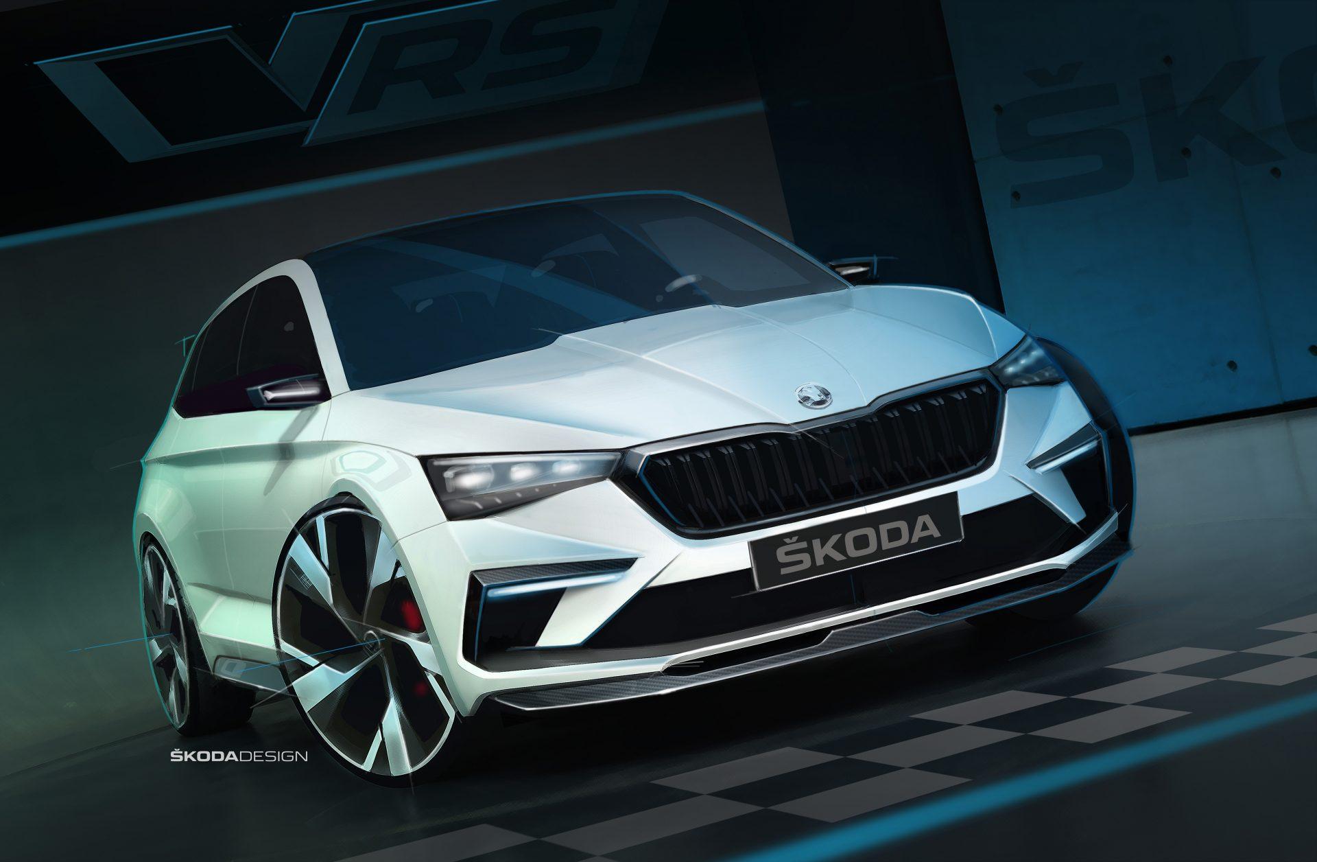 VISION RS: Závodní geny v ekologicky šetrném hybridním voze