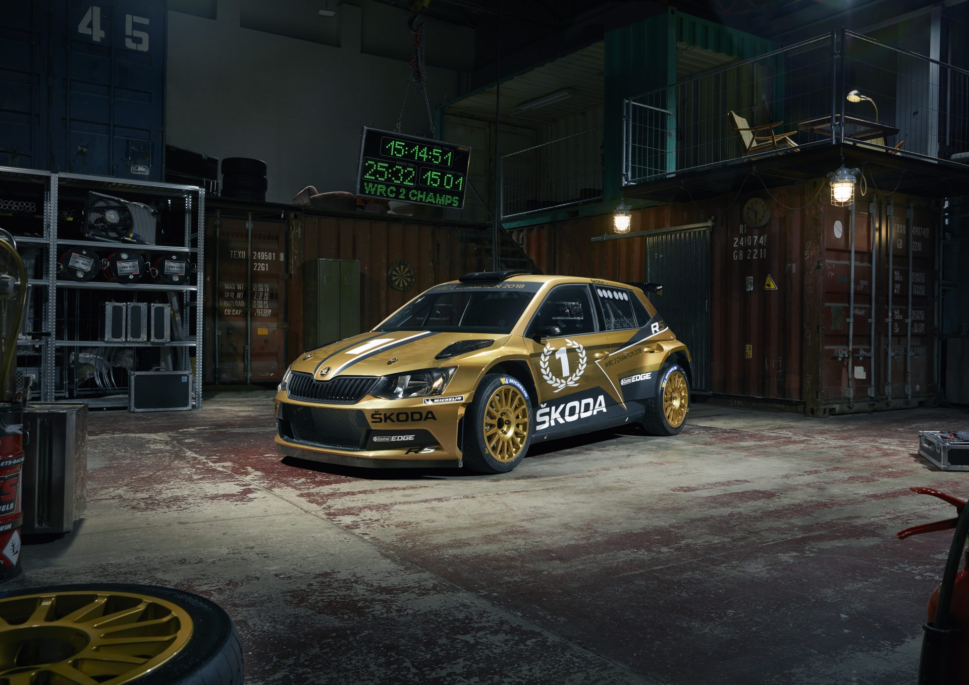These Are the Three Best Photos of ŠKODA Rally Cars by You | Golden Photo Contest