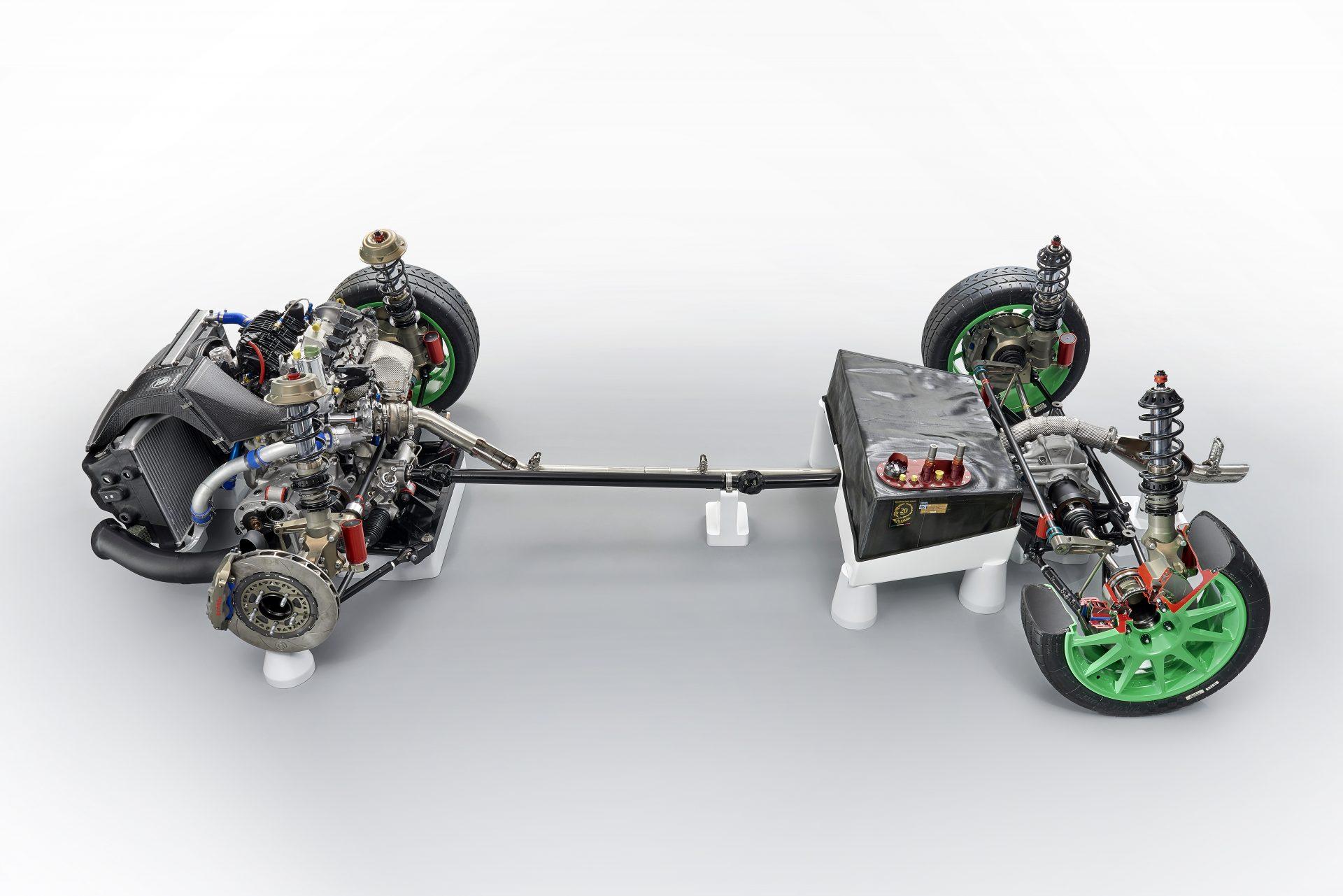 Co potřebujete vědět o hnacím ústrojí vozu ŠKODA FABIA R5?