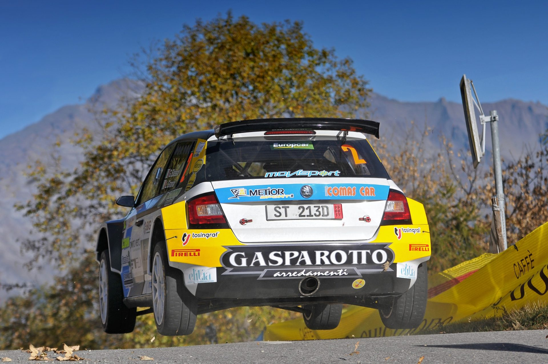 Giandomenico Basso: Building a Name for a New Series with FABIA R5 | Champs Around the World