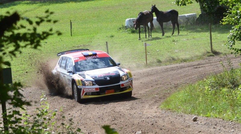Martin Berglund: Maiden Title Thanks to FABIA R5 | Champs Around the World