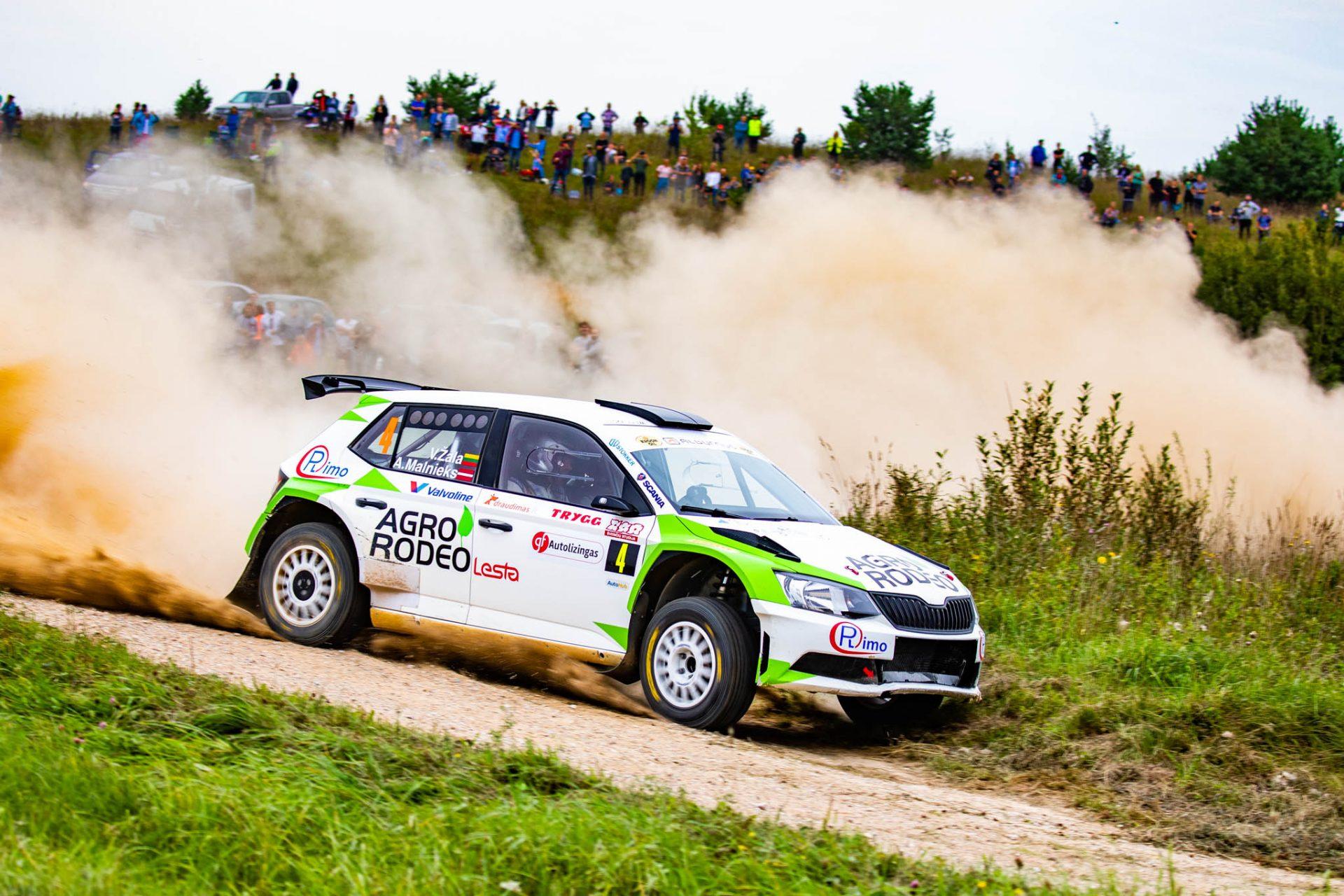 Vaidotas Žala: Ani vyhrané rallye nemusí vést k titulu | Vítězové kolem světa