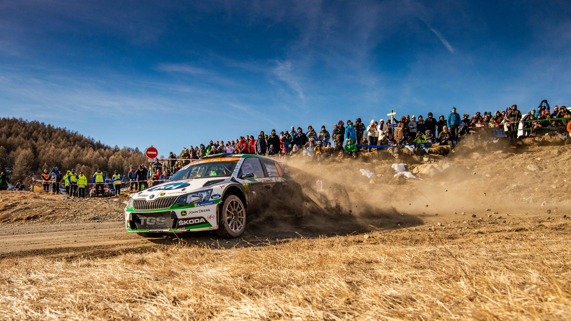 Když vás ani smůla nepřinutí se vzdát: Rallye Monte Carlo 2019 | Video