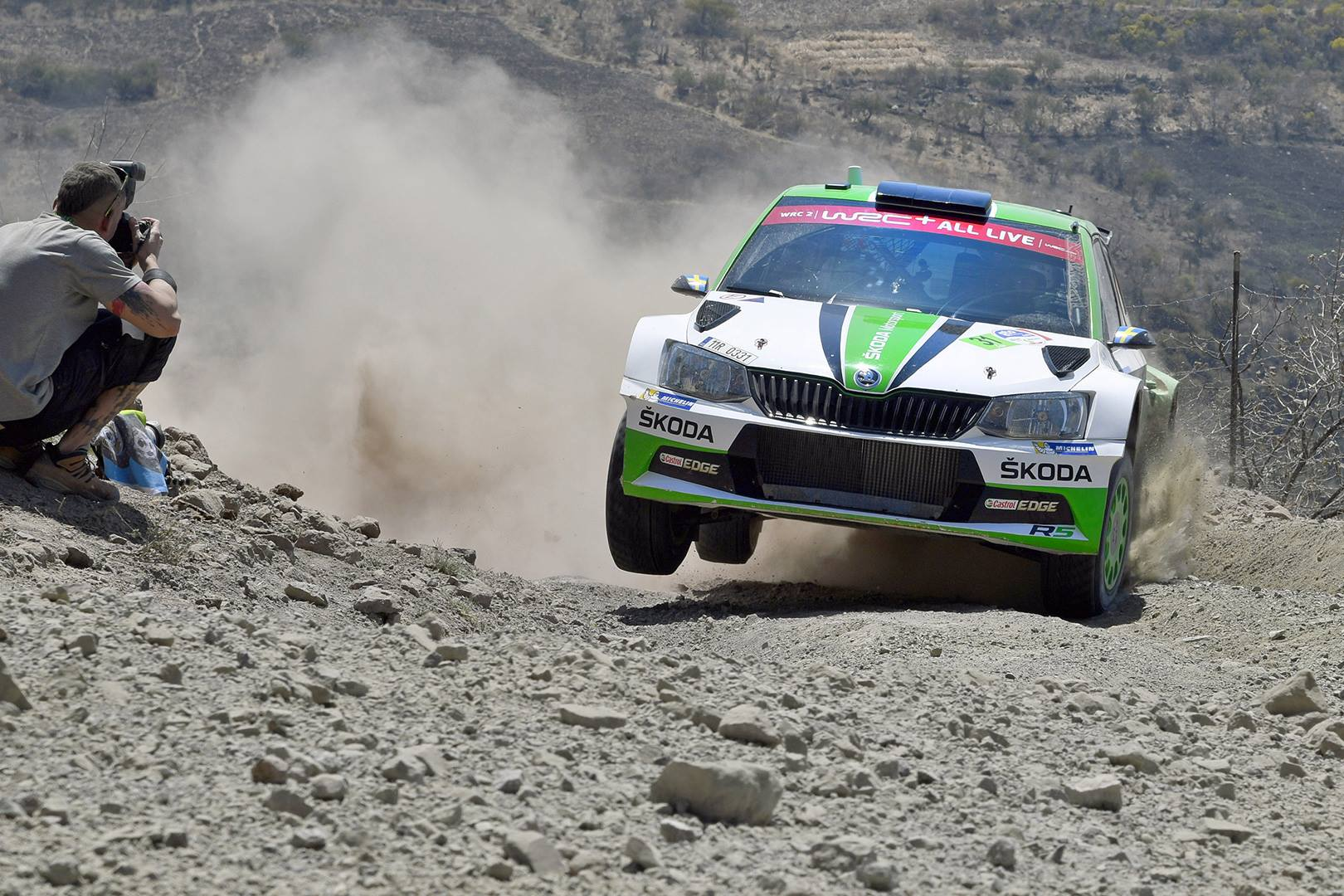 Rally Mexico: Tough Gravel and Thin Air