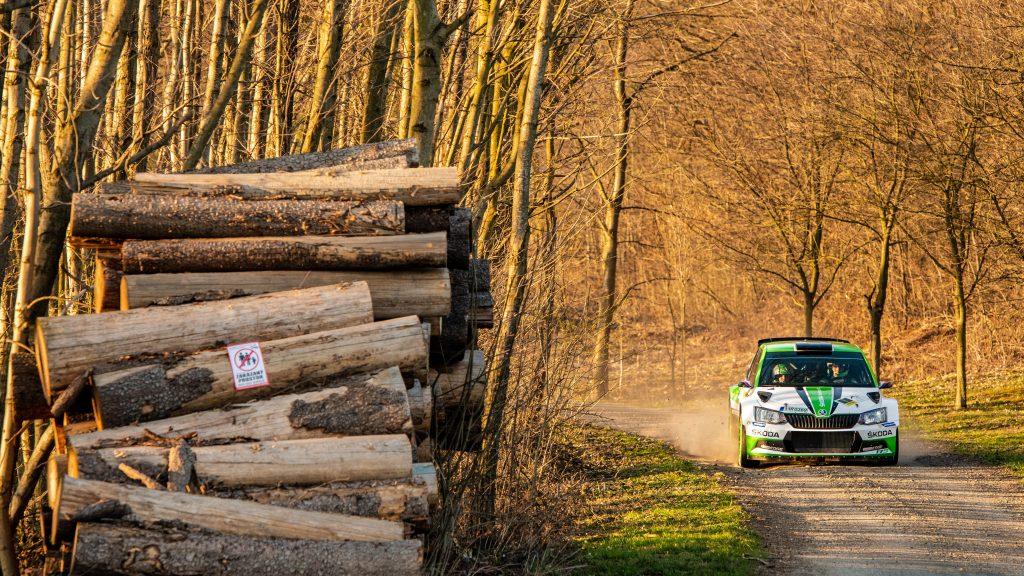 Jan Kopecký / Pavel Dresler, Valašská Rally 2019