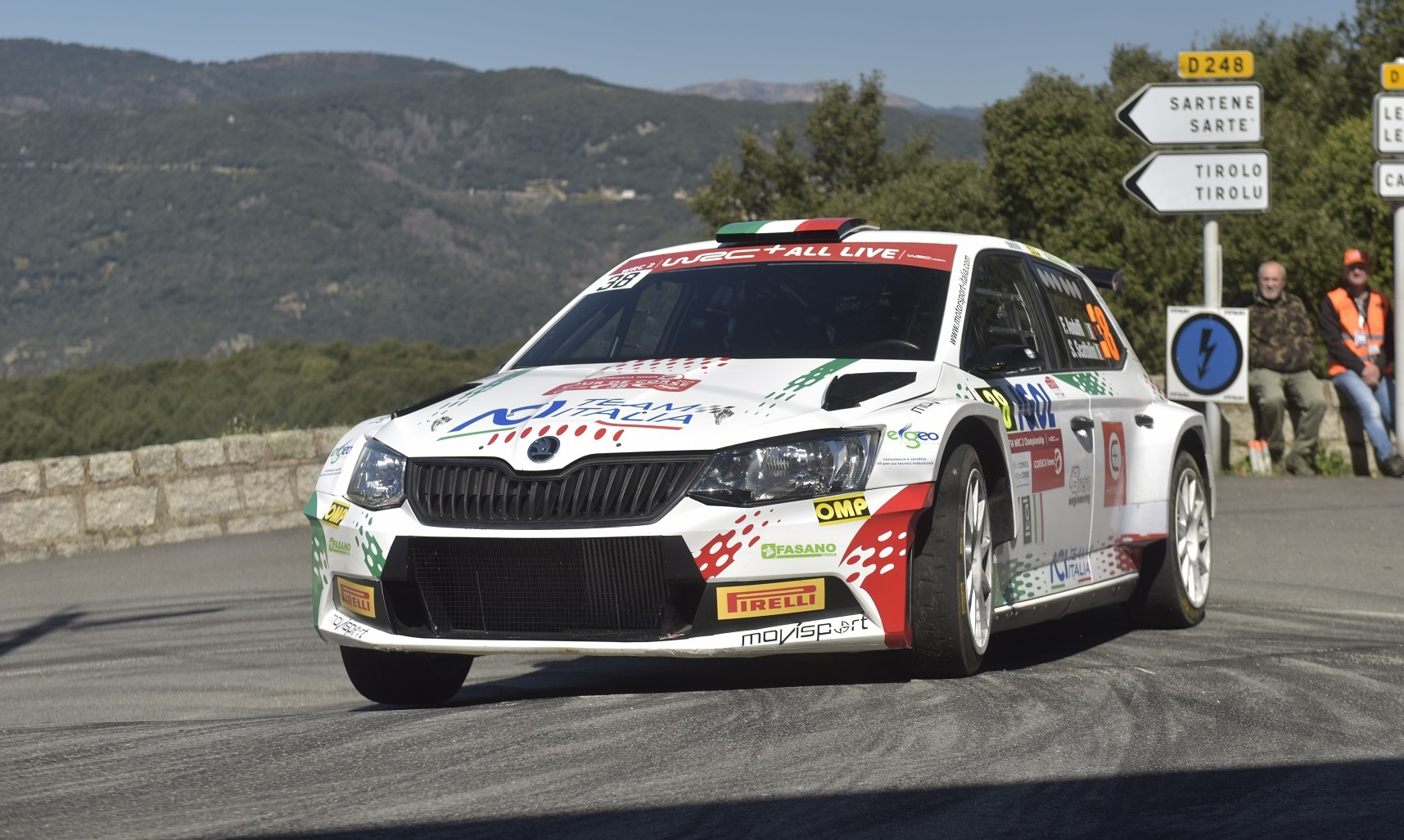Zkouška nervů. Tour de Corse 2019 | Video