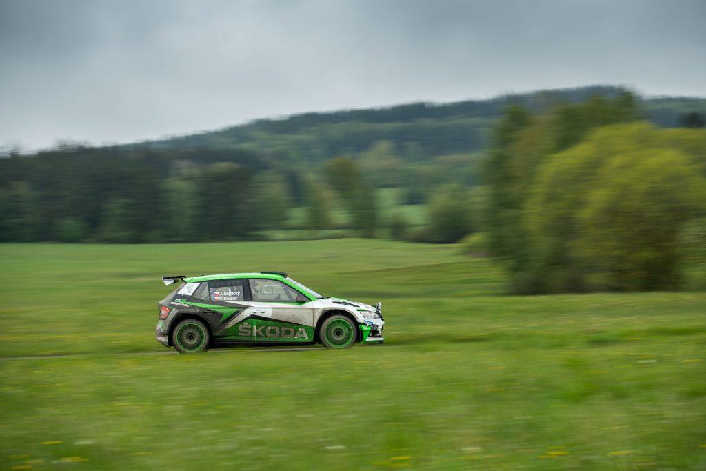 Rally Český Krumlov 2019