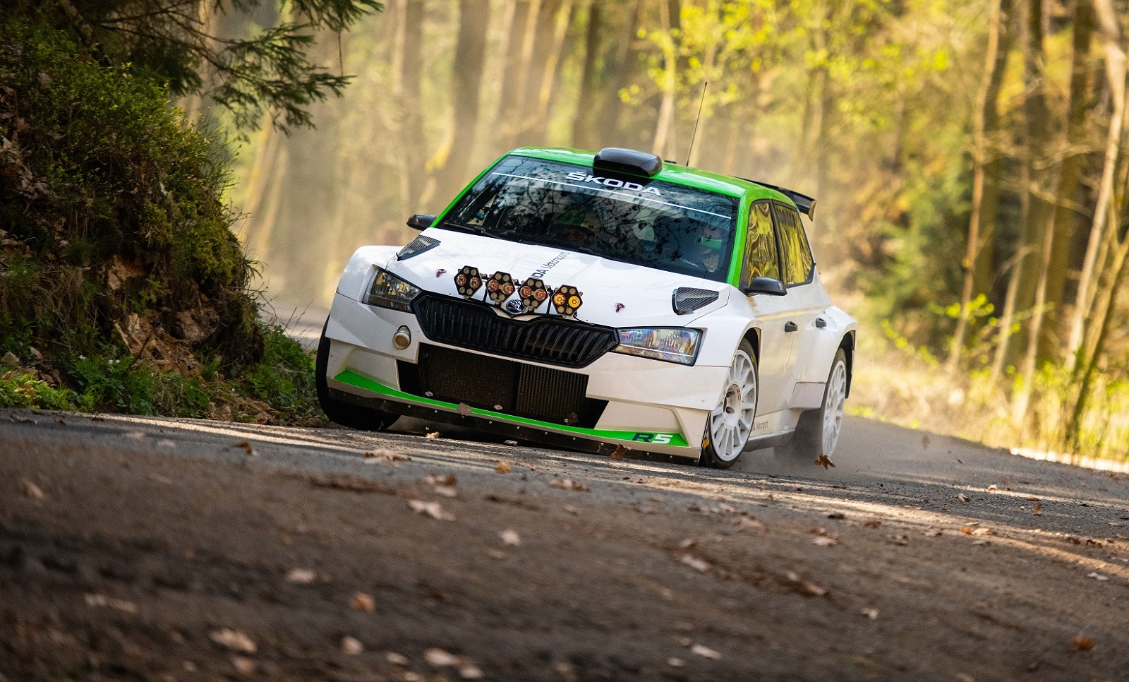 Updated ŠKODA FABIA R5 Successfully Homologated and Ready for Competition