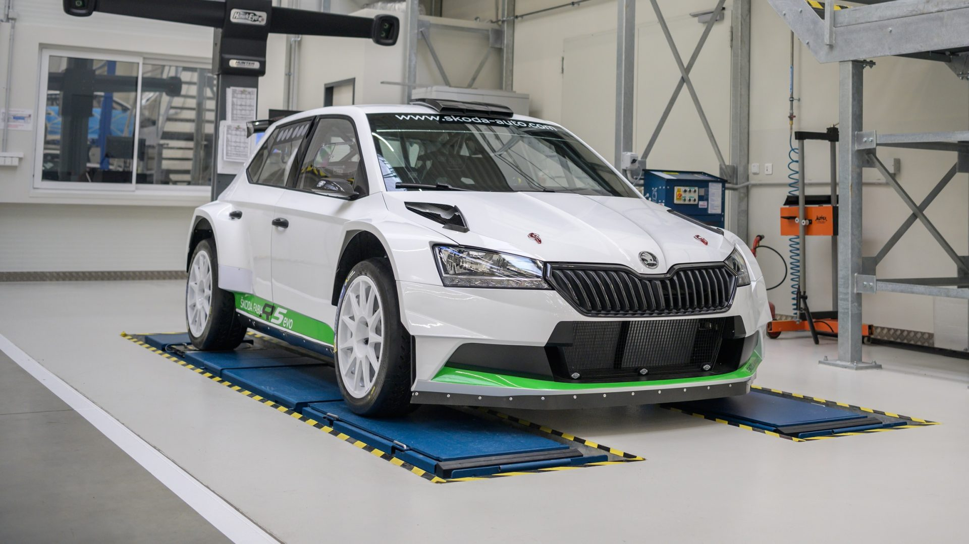 10 Most Important Changes In The ŠKODA FABIA R5 evo