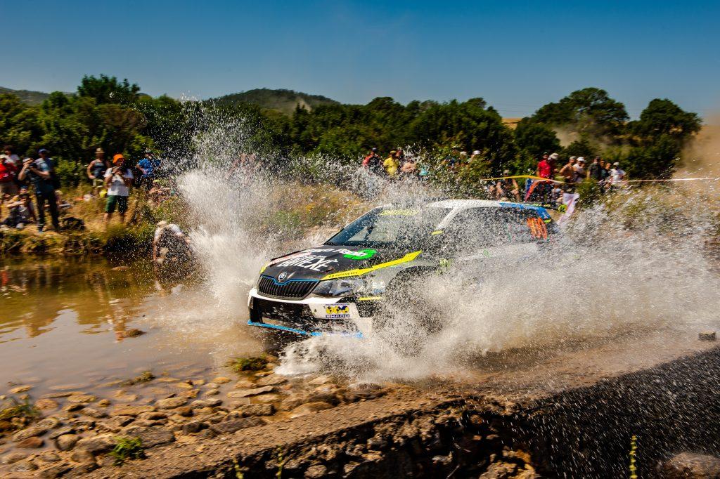 Giandomenico Basso/Lorenzo Granai, Rally Italia Sardegna
