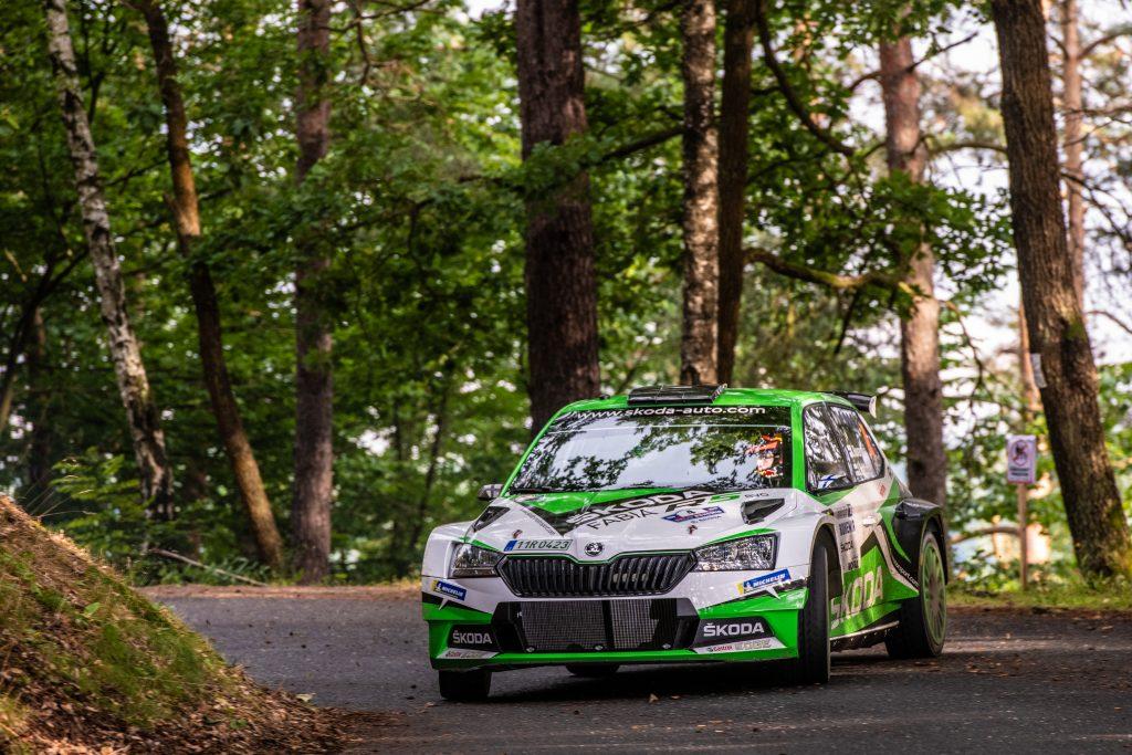 Kalle Rovanperä/Jonne Halttunen , Rally Bohemia