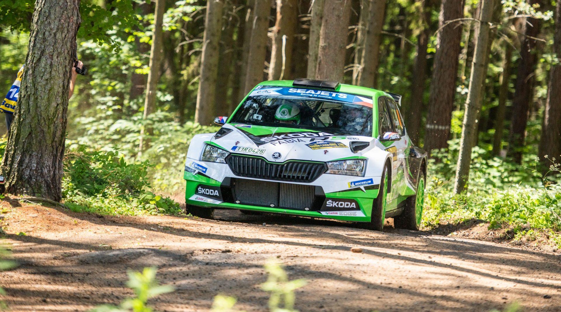 Barum Czech Rally Zlín: Latest News and Results